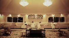 ASheikhMajils - The Moving Postcards Project #VCUQatar #Doha