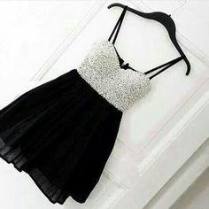 Short Rocker Dress