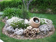 Ideias e Imagens de Jardins - Flores Jardim