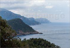 Verkauft als großes Poster:  Ingo Gerlach - Die Westküste von Mallorca