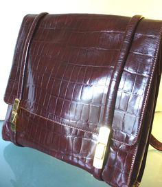 Dissona Made in Italy Leather Shoulder Bag by ...