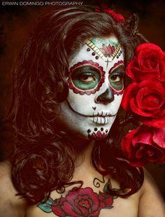 Dia-de-Los-Muertos-Make-up-Art-1