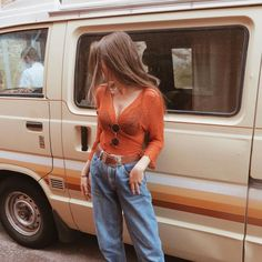 hippie outfits The Silly Hippy 70s Outfits, Vintage Outfits, Cute Outfits, Fashion Outfits, Cute Hippie Outfits, Stylish Outfits, 70s Inspired Fashion, 70s Fashion, Vintage Fashion
