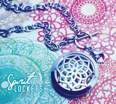 #Lotus #Diffuser Spirit Locket! #Aromatherapy #Love #essential oil