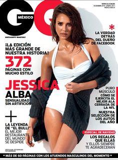 Nuestra edición diciembre 2010-enero 2011 con Jessica Alba.