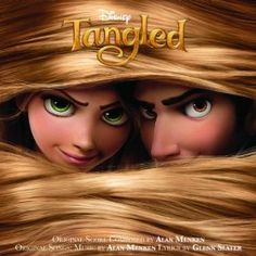 If I want to smile, this is what I listen to. #Tangled #MandyMoore #Soundtrack