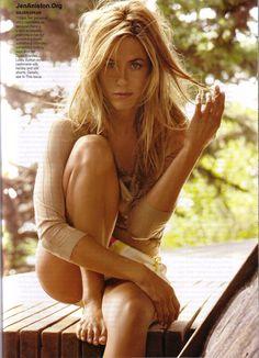 Jennifer Aniston, Vogue December 2008. #film
