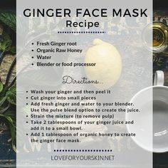 Ginger is one of the best natural remedies for fighting acne. Here are instructions for creating a ginger face mask for acne scars and spots.