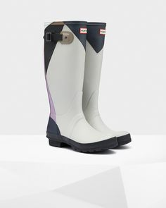 Women's Original Tall Dazzle Rain Boots | Official Hunter Boots Site