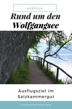 Lake Wolfgang in the heart of the Salzkammergut can be reached quickly from Salzburg. Salzburg, Holidays Around The World, Around The Worlds, Austria Destinations, Heart Of Europe, Reisen In Europa, World Pictures, Camping, Day Trips