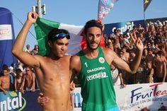 Finale maschile - Lupo e Nicolai i campioni, gli extraterrestri