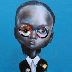 Ndidi Emefiele, 'Rainbow Brigades IV,' 2015, Omenka Gallery