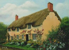 Somerset Cottage by Jennifer Ross