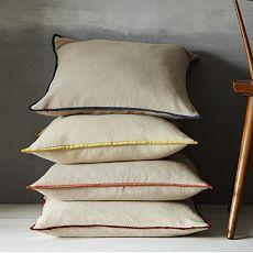 Cotton Velvet Duo Pillow Cover