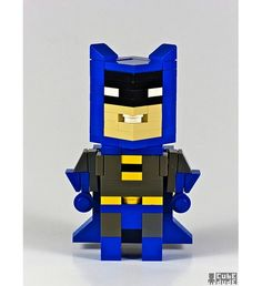 Cubedudes: 18 Superheroes Built out of Legos - ComicsAlliance | Comic book culture, news, humor, commentary, and reviews