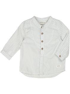 Skjorta, Offwhite, Kids - KappAhl