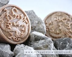 Salt Bar - Handmade Soap by Fraeulein Winter | Seife in Drachenform