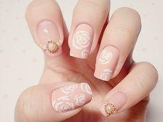 """Check out Carol Ri  Vodpod's """"Cute Pink Nails"""" grab @Lockerz"""