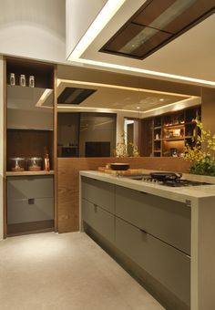 Kitchen Island Ideas - The kitchen island is the ideal location to stabilize congregation and splitting up. Photos Of Best Modern Small Kitchen Islands Beautiful Kitchen Designs, Beautiful Kitchens, Cool Kitchens, Kitchen Dinning, Kitchen Decor, Warm Kitchen, Kitchen Ideas, Kitchen Island With Seating, Island Table