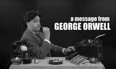 George Orwell returns via the Juice Channeling Portal to deliver an important message to everyone on the Internets. If you found it helpful please share his ...