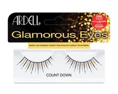 Count Down lashes by @Ardell Lashes