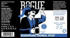 rogue beer labels - Google Search