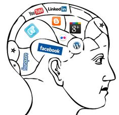 This is a very interesting article about the psychology of social media and social networking sites. The article discusses the motivation behind some of the things people share as well as their interactions with other people on social media Social Media Art, Social Media Detox, Media Psychology, Psychology Notes, Meaningful Pictures, La Red, Apps, Social Media Marketing, Business Marketing