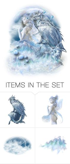 """""""🔥Dragon Fairy🔥"""" by cindu12 ❤ liked on Polyvore featuring art"""