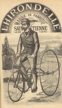 l'hirondelle, vers 1887; catalogue Manufrance