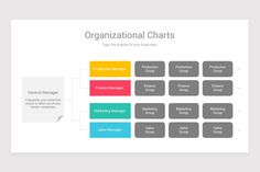 Organizational Charts PowerPoint (PPT) Template Ppt Template, Templates, Initial Fonts, Organizational Chart, Portfolio Design, Charts, Portfolio Design Layouts, Stencils, Graphics