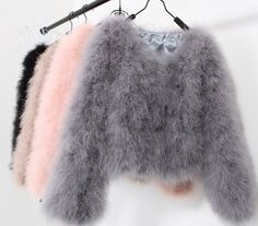 fashion posted sweaters fuzzy gray wool