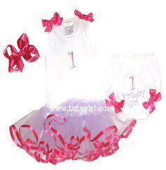 1st birthday girl outfits - Yahoo Image Search Results