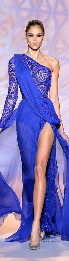 Zuhair Murad Haute Couture Fall 2014 ♔ http://www.siempre-lindas.cl/categoria/moda/