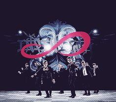 Infinite :  Hoya ,Dongwoo , L ...