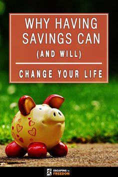 Oh man, what an article! I had NO IDEA that saving was so important! I always spent all my money on stuff I didn't really need. I love how he used his savings as a safety net when he lost his job - I don't know what I'd do. Time to start saving a little more? I think so!