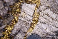 A new theory based on a simple but viable geologic model claims that over 80 percent of all commercial gold deposits were formed in a flash