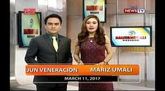 Pinoy Update added 9 new photos to the album: Balitanghali, GMA 7 Kapuso. Pinoy, Tv Shows, March, Mac, Tv Series