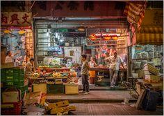 Butcher, Hong Kong