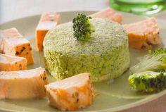 Receitas para a Dieta dos 31 Dias com a Bimby: Pudins de brócolos