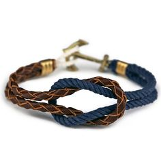 Quartermaster Bracelet by Frank Clegg x Kiel James Patrick
