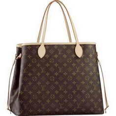 Louis Vuitton Bags Neverfull