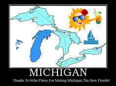 Michigan is the new Florida! Its like March Madness