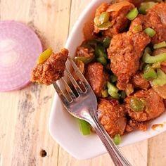 Spicy Chilli Fish by divyapramil