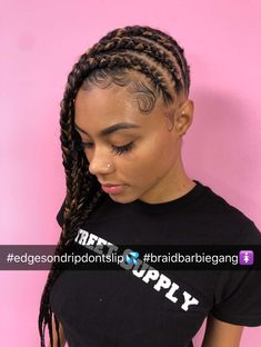 Latest Awesome Ghana Braids Hairstyles | Hairstyle Ideas | Pinterest ...