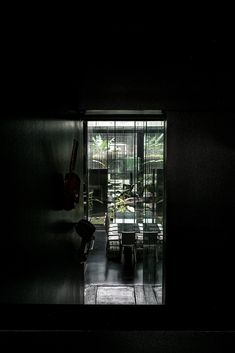 David Adjaye's Lost House in King's Cross, London | Yellowtrace Minimalist Interior, Modern Minimalist, Dark Sombre, Concrete Basin, Textures And Tones, Light Well, Cinema Room, Roof Light, Eindhoven