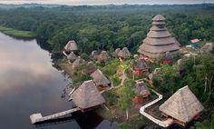 Circuit d'exception, Napo Wildlife Center, Equateur - Privilèges Voyages