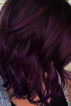 Pelo Color Vino, Pelo Color Borgoña, Pinterest Hair, Pinterest Account, Cool Hair Color, Hair Color Dark, Hair Color How To, Dark Red Haircolor, Hair Color And Cuts
