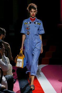 #MiuMiu  #fashion  #Koshchenets   Miu Miu   Cruise 2018   Look 8