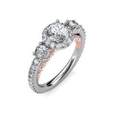 The Reeva Engagement Ring at the best price in India! This ring can be completely customized and you can choose the metal color, metal purity, diamond quality and more! Latest designs in solitaire diamond rings, earrings and pendants. Engagement Ring Buying Guide, Perfect Engagement Ring, Engagement Rings, Diamond Solitaire Rings, Diamond Sizes, Pendants, India, Metal, Earrings