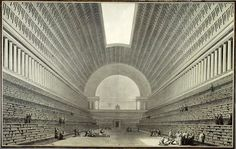 Bibliotheque nationale boul - Étienne-Louis Boullée - Wikipedia, the free encyclopedia